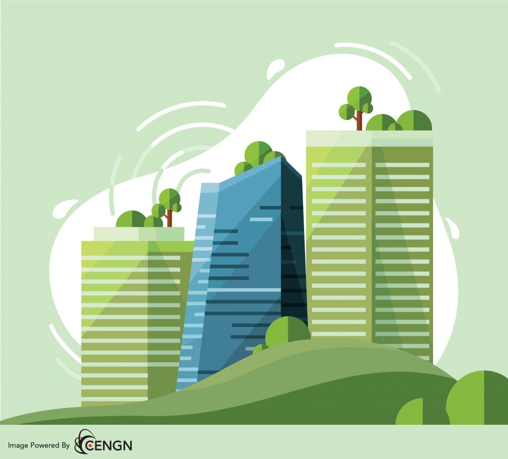 5G Environment_Green City