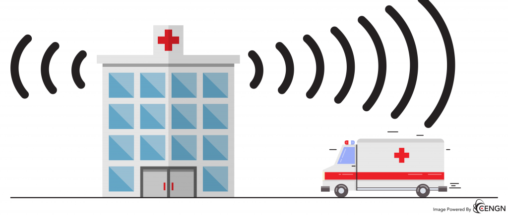 5G networks could connect ambulances to hospitals and share live data and more