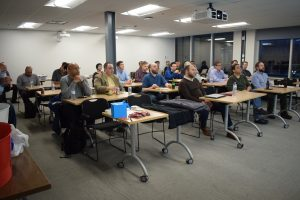 One for the Books: First Open Source Networking Meetup of 2018 Done