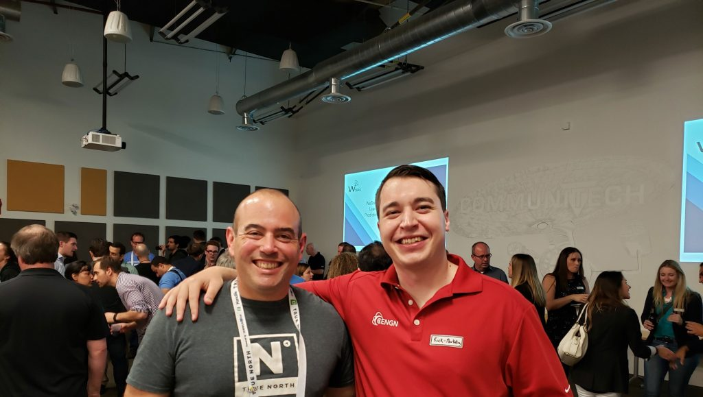 HTML CENGN Throws First Innovation Mixer at True North