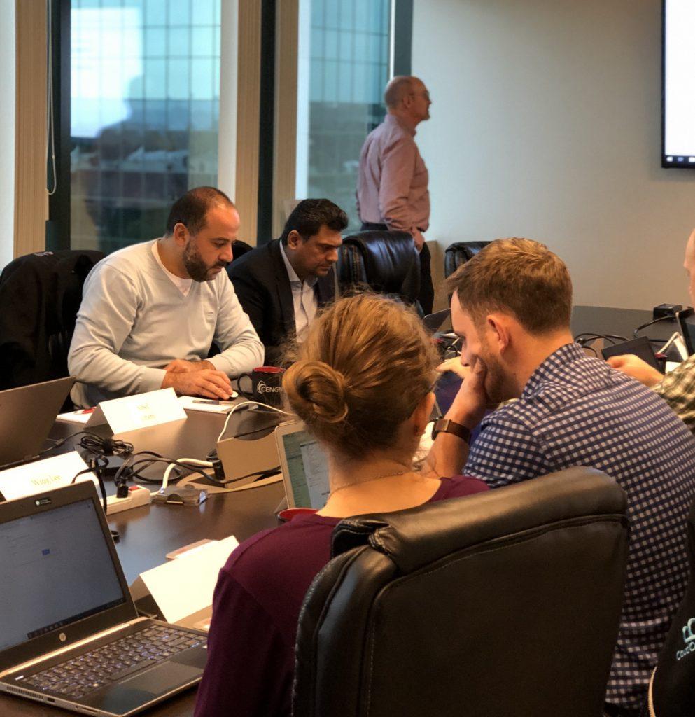 Training Telcos on Docker & Kubernetes
