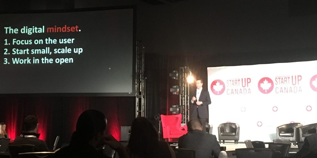 Connecting with the Canadian Startup Community