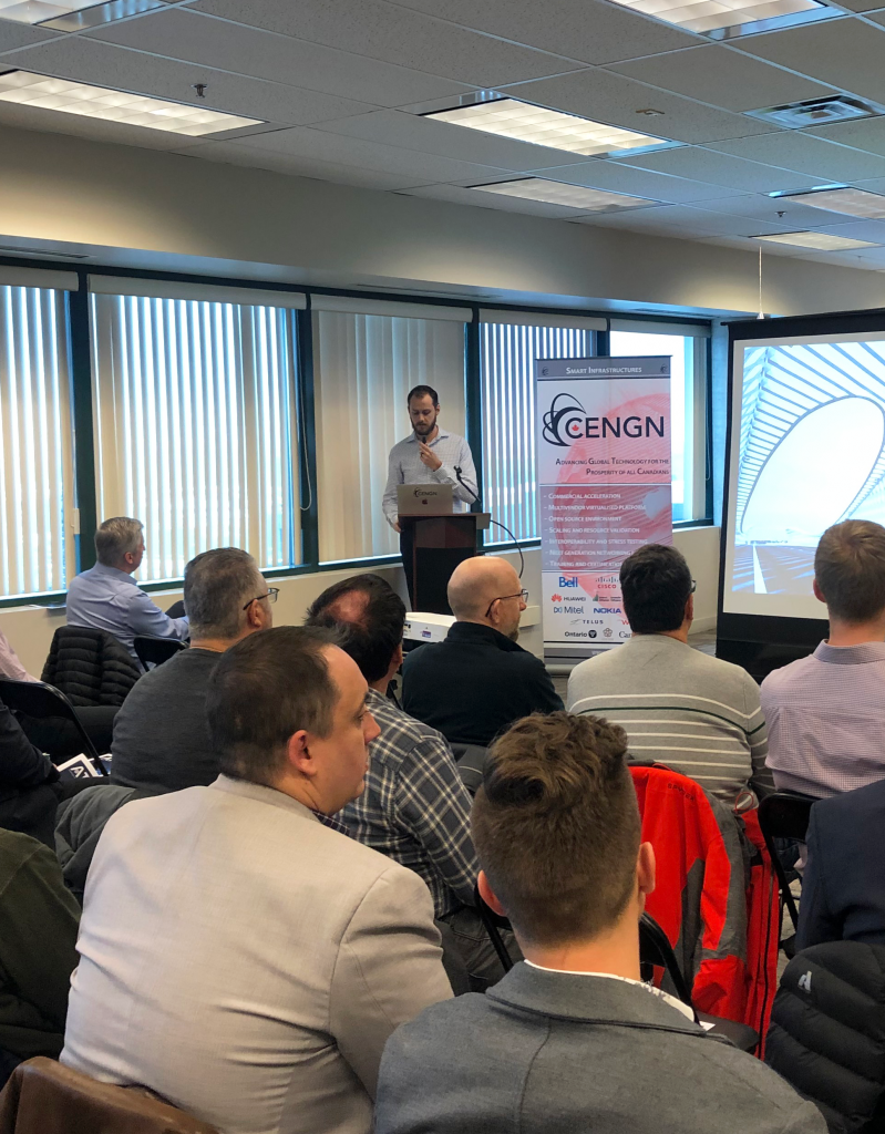 Leveraging Opportunities for Commercialization: FreezeUp Collision Info Session at CENGN HQ