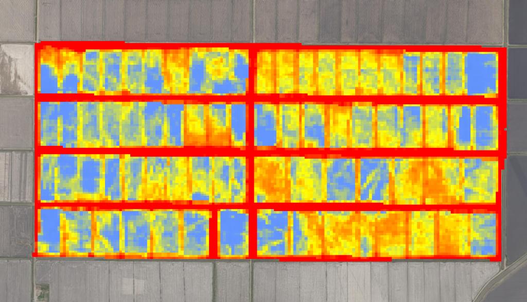 H2O Geomatics: Using Remote Sensing Technology