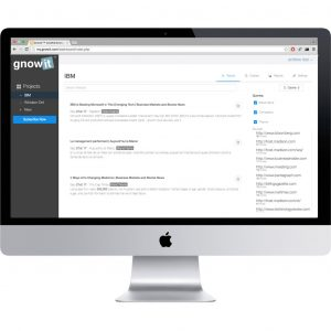 Intelligence Made Easy with Gnowit