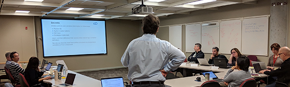 CENGN and CloudOps Deliver Docker & Kubernetes Training at Mitel